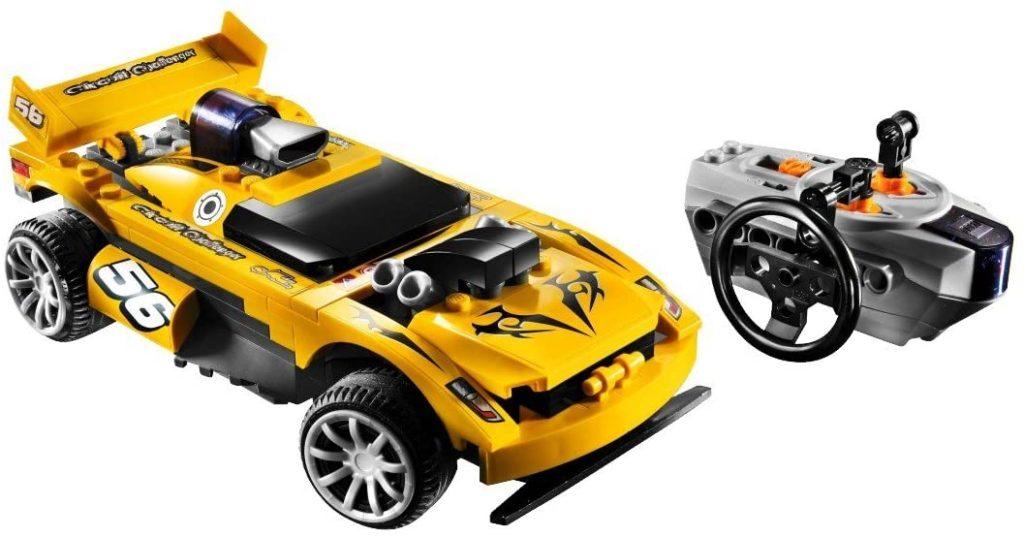Image of Lego Track Turbo RC