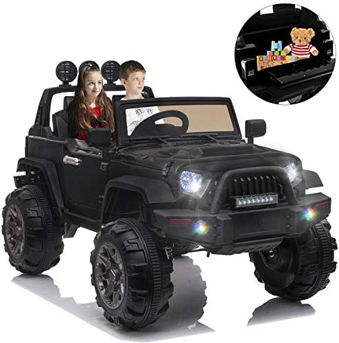 Picture of OTTARO Kids Electric Battery Powered Car Ride On