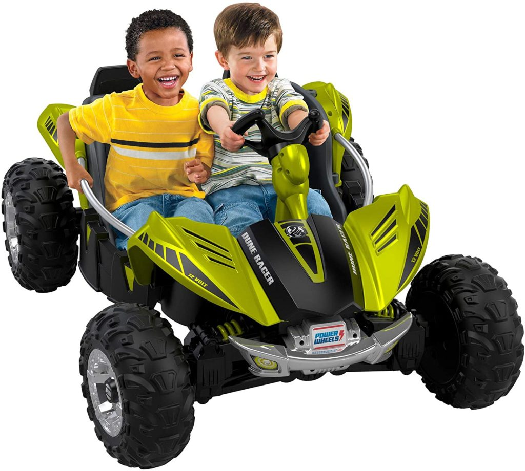 Picture of Power Wheels Dune Racer