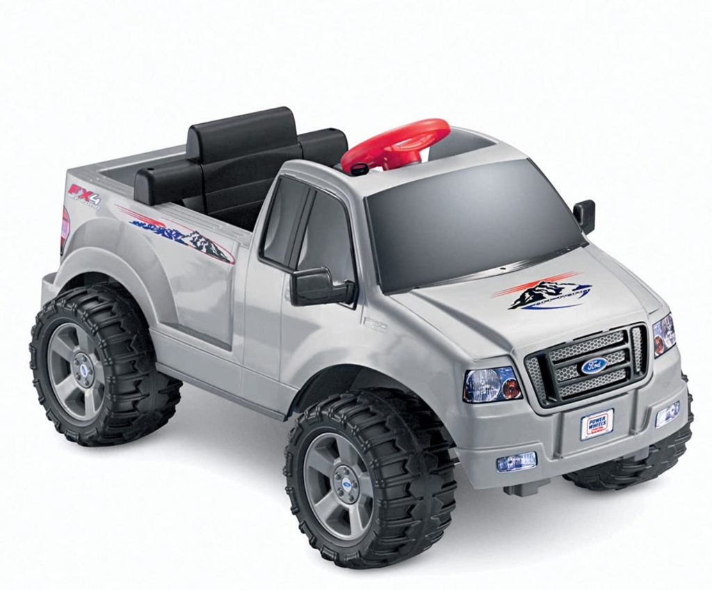 Image of Power Wheels Ford