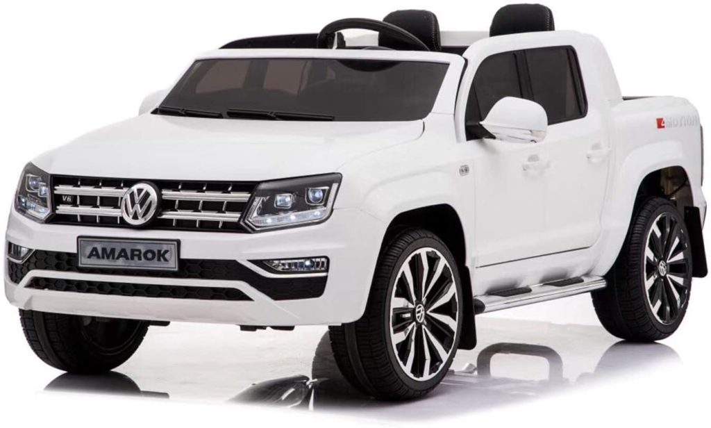 Photo of Volkswagen Ride On Car Amarok 2-Seater - Officially Licensed