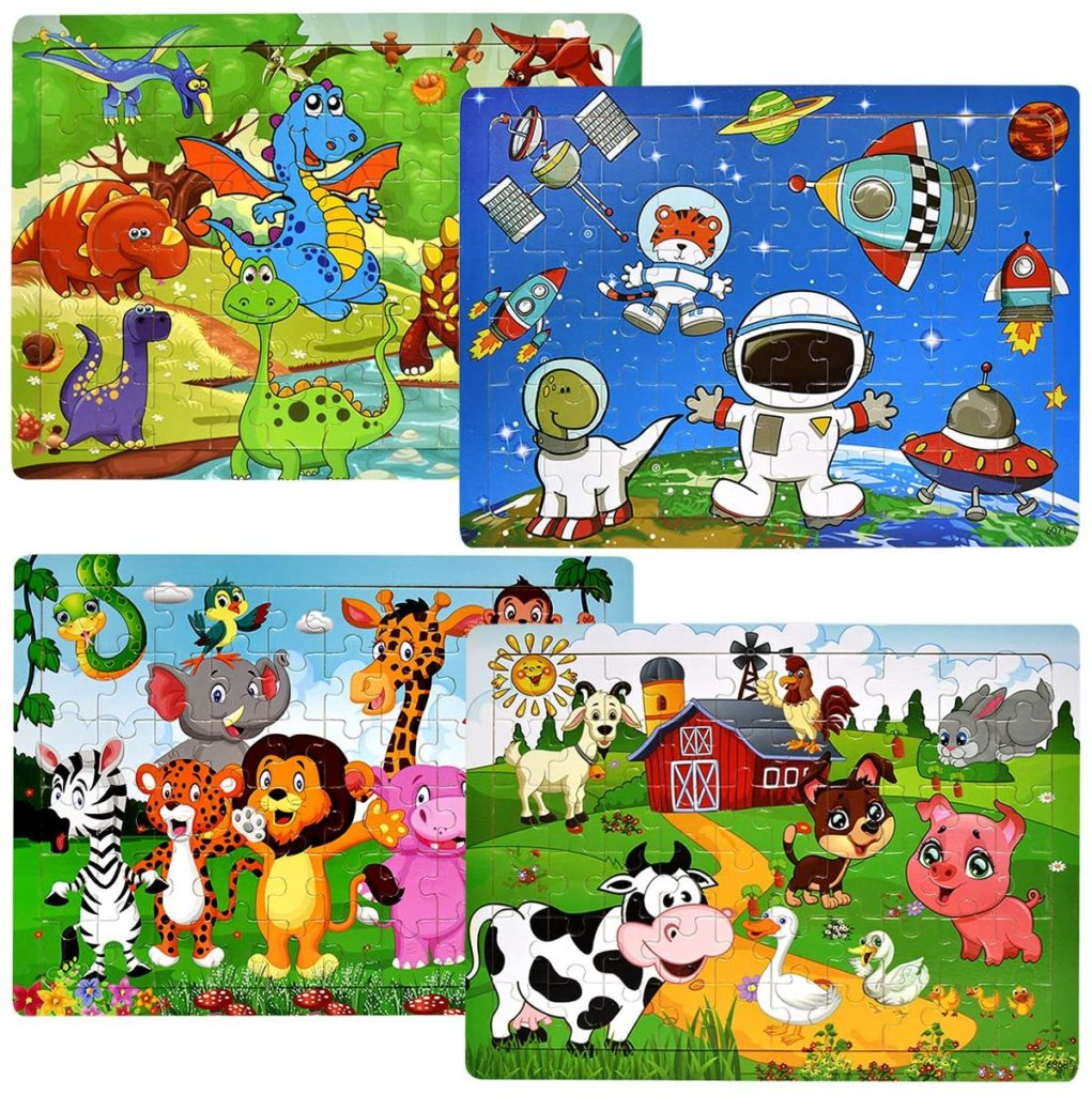 Photo of Wooden Jigsaw Puzzles from Chafin