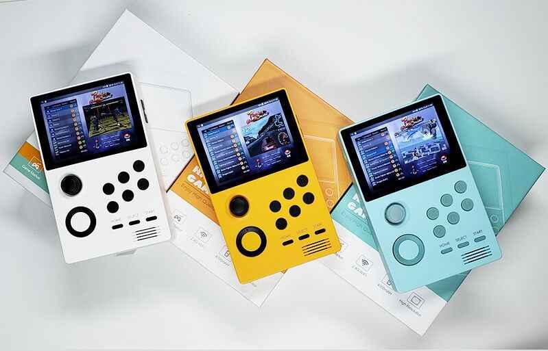 Photo of 3D Pandora Super Retro Mini Handheld Game Console