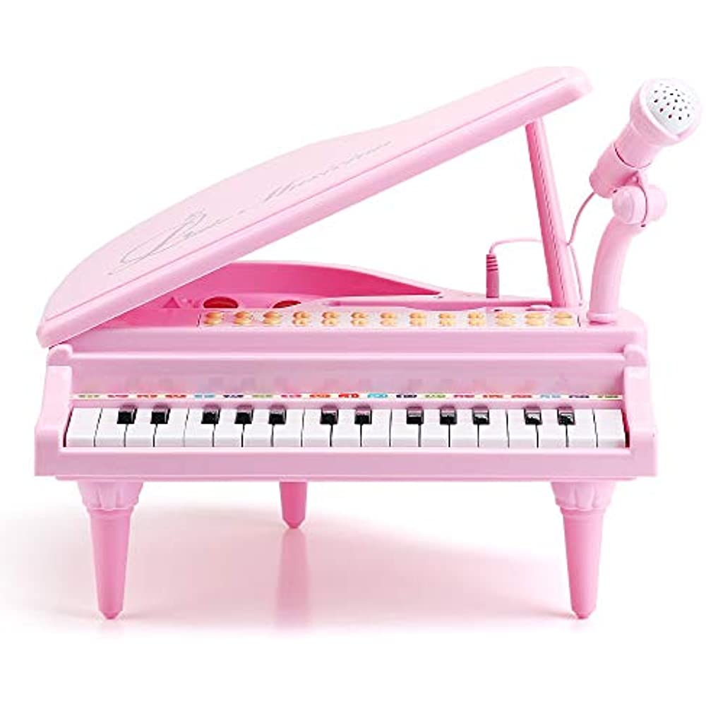 Photo of Amy & Benton Toddler Piano Toy Keyboard For Girls