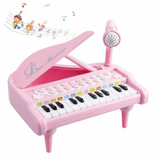 Picture of Conomus Piano Keyboard Toy for girls