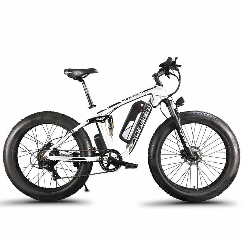 Picture of Extrbici XF800 Fat Tire Electric Bike