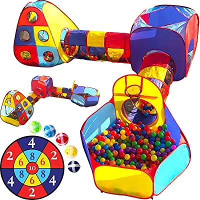 Image of Hide N Side Kids Ball Pit Tents
