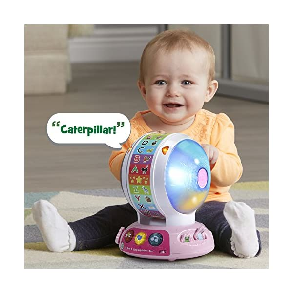 Photo of Leapfrog Spin and Sing Alphabet Zoo Singing Toy Gift Idea