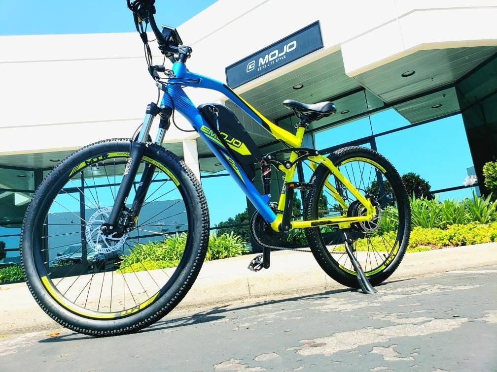Picture of Lightweight Electric Mountain E-Bike