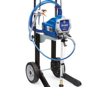 Image of a Paint sprayer for cabinets