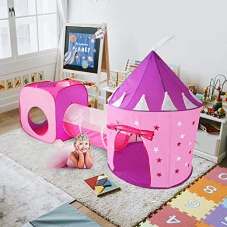 Photo of Princess Tent with Tunnel