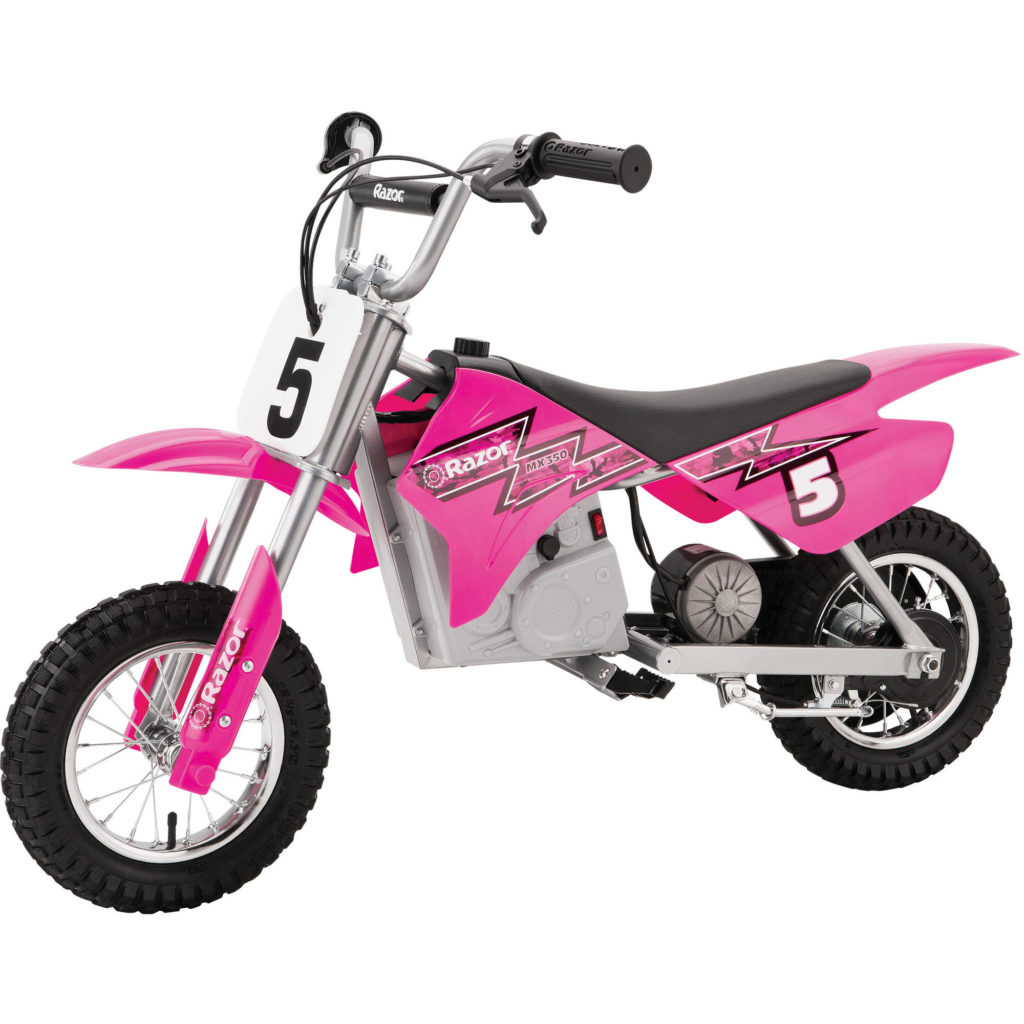 Photo of Razor MX350 Dirt Rocket Kids Ride Motocross for girls