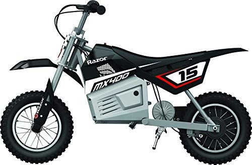 Image of Razor MX400 Dirt Rocket Ride Motocross Motorcycle