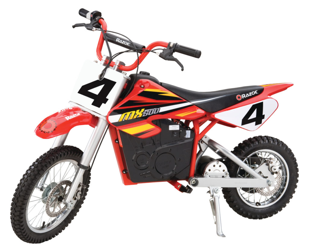 Image of Razor MX500 Dirt Rocket Electric Motocross Bike