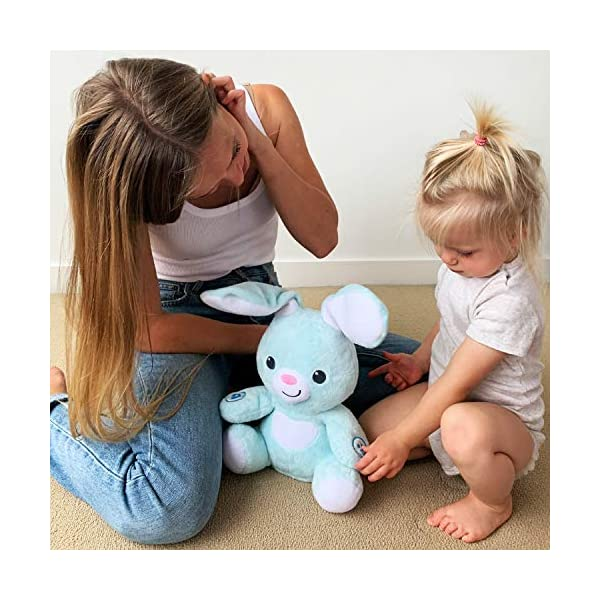 Picture of Stuffed Bunny Interactive Soft Stuffed Toy