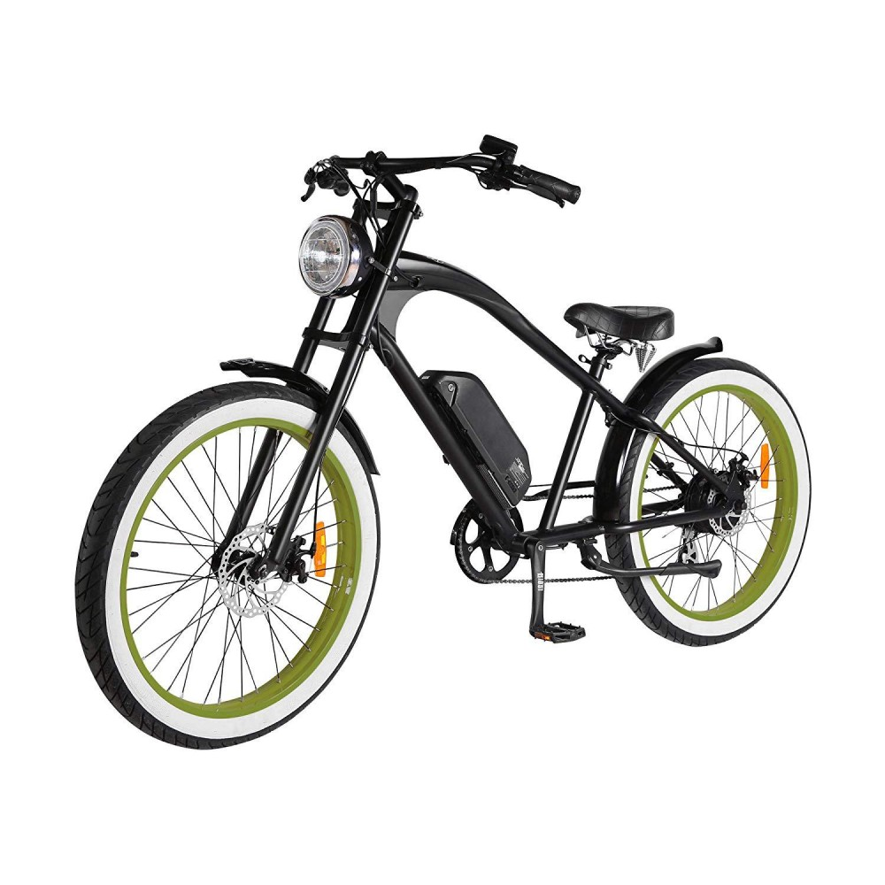 Image of  T4B Michael Blast Vacay Retro High Frame eBike