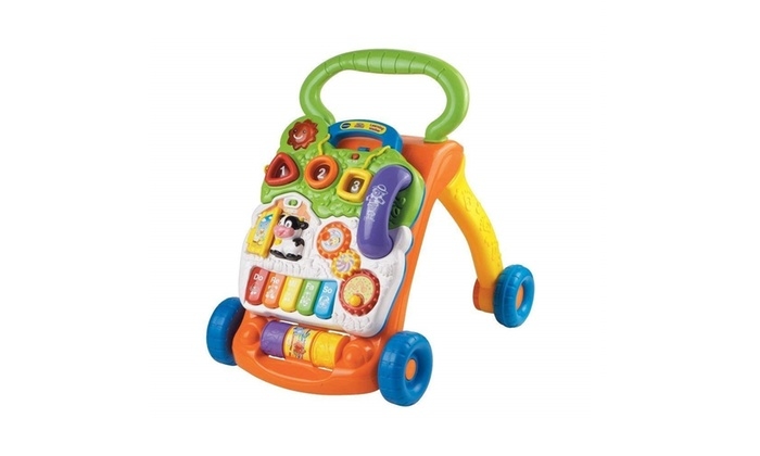 Image of VTech Sit-to-Stand Learning Walker Toy
