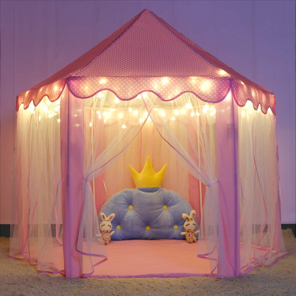 Photo of Wilwolfer Princess Castle Play Tent