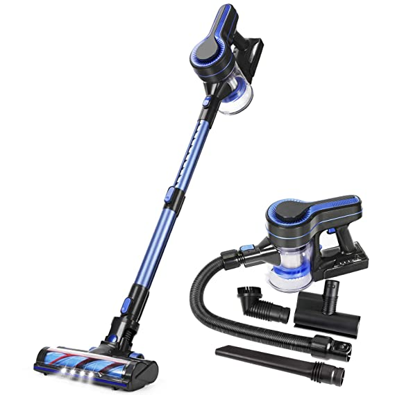 Photo of APOSEN Cordless Vacuum Cleaner For Long Hair
