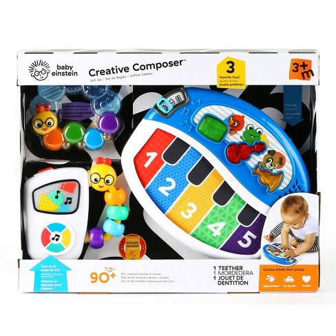 Picture of Baby Einstein Creative Composer Musical Toy Gift Set