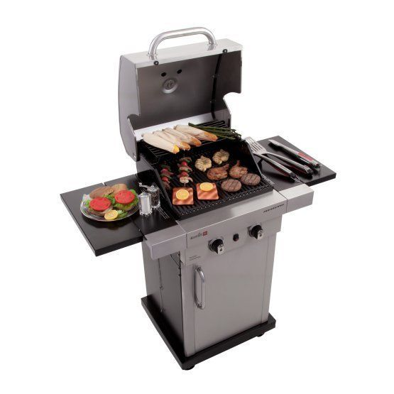 Image of Char-Broil Charbroil Infrared Grill - 2-Burner Gas Grill