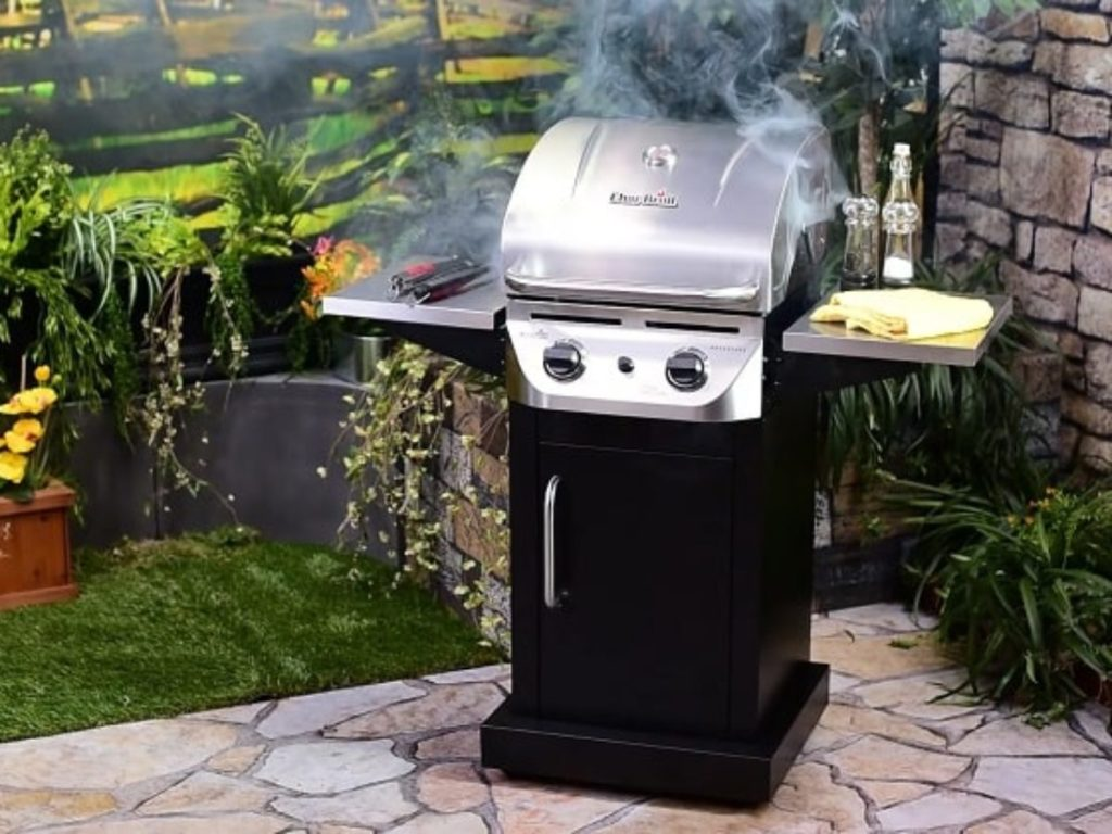 Image of Infrared Grill Under $300
