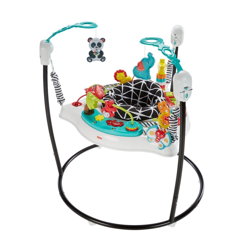 Picture of Fisher-Price Animal Wonders Jumperoo Present for 2-Year-Old Girl