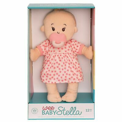 Image of Manhattan Toy Wee Baby Stella Peach