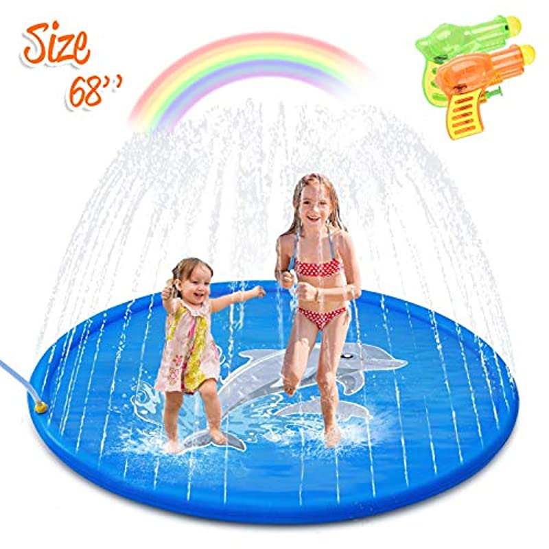 Image of Minto Sprinkler for Baby Girls and Boys