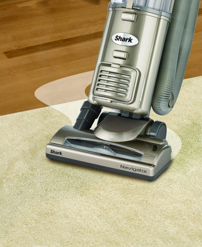 Photo of Shark Navigator Deluxe Vacuums for Cleaning Frieze Carpets