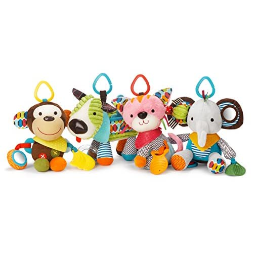 Picture of Skip Hop Bandana Buddies Baby Activity and Teething Toy
