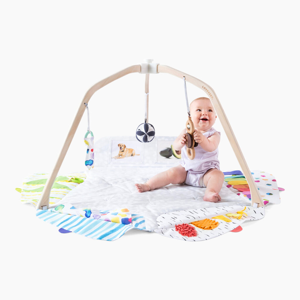 Image of The Play Gym Presents for 2 Year Old Girl