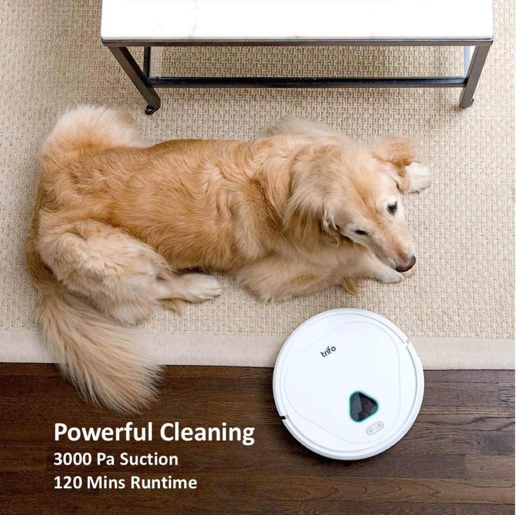 Picture of Trifo Max Robot Long Hair Vacuum Cleaner
