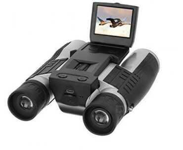 Image of 2 inch LCD Digital Binoculars with Camera for Adult