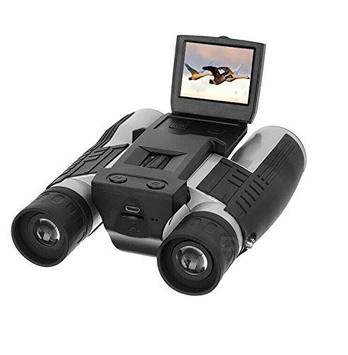 Picture of Digital Camera Binoculars Video Photo Recorder for Bird Watching