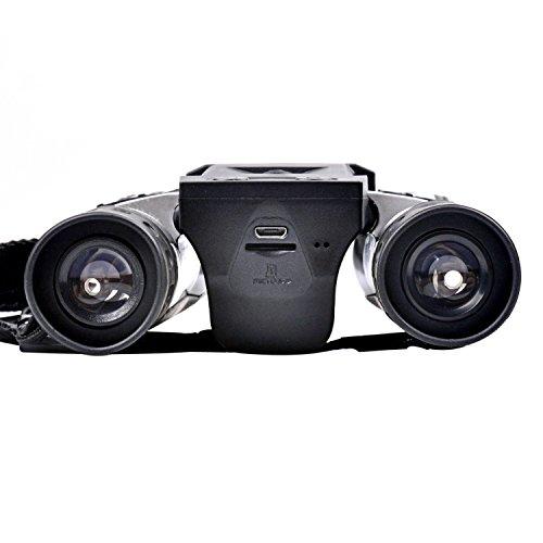 Image of Eoncore Bird Watching Digital Binoculars Camera 10x25 5MP Video Photo Recorder