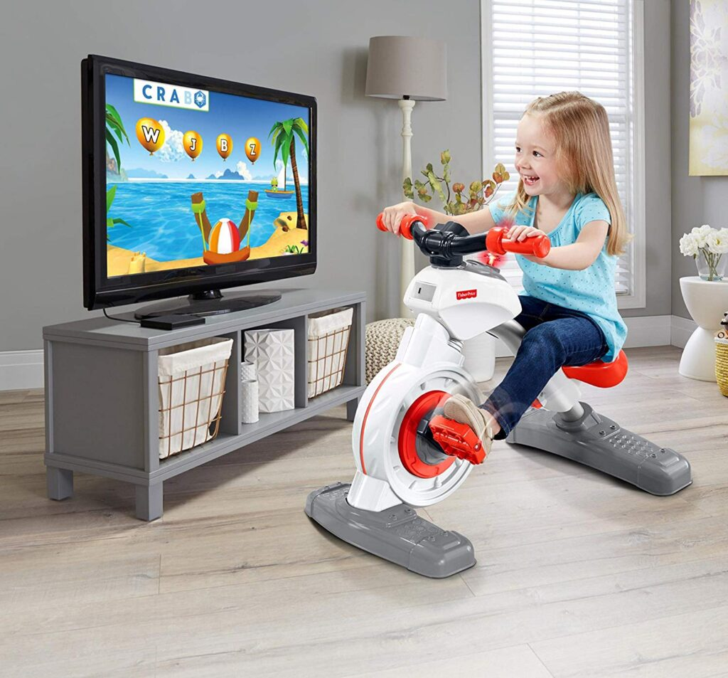 Photo of Fisher-Price Think & Learn Smart Cycle Present
