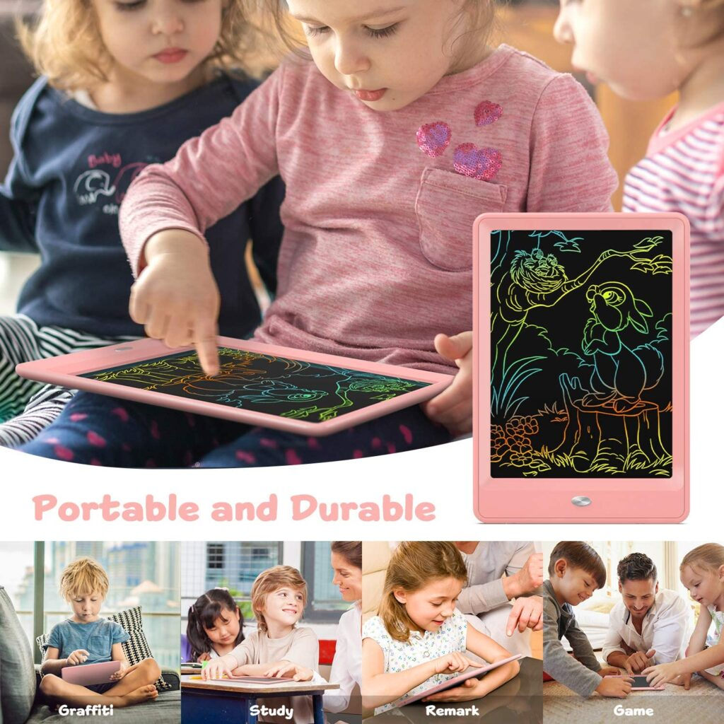 Photo of LCD Writing Tablet by Bravokids