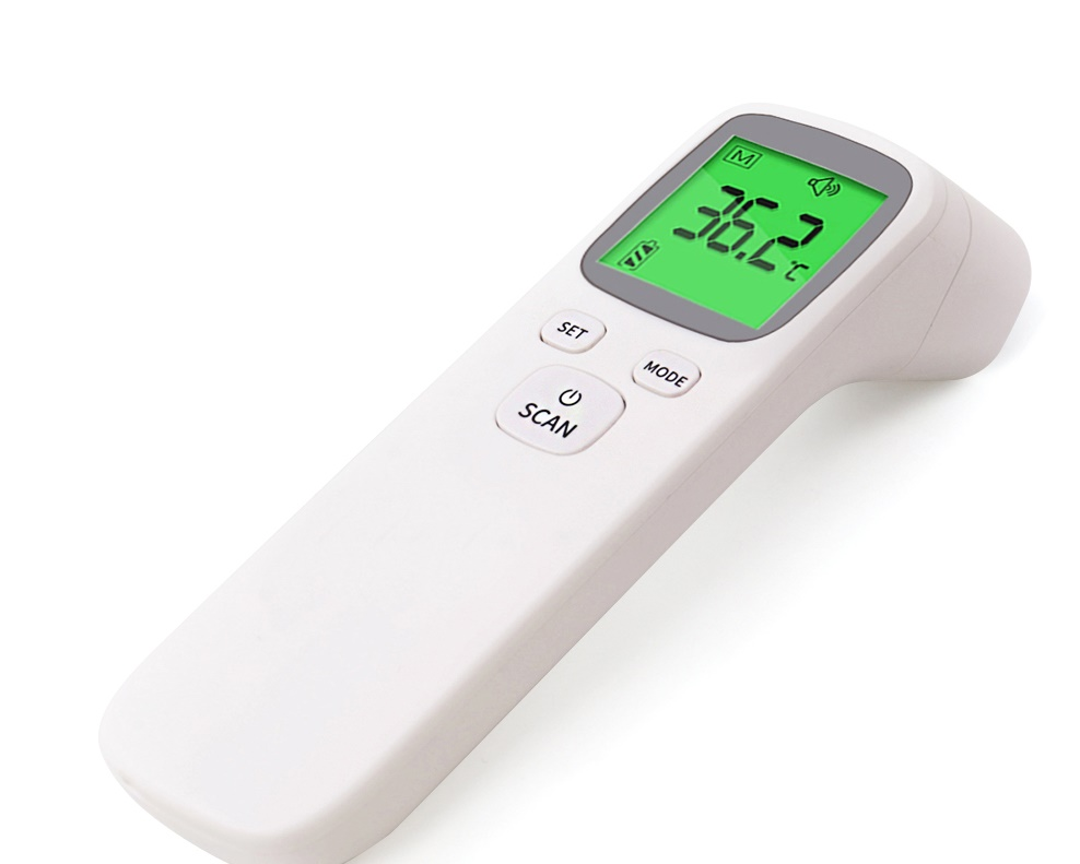 Image of Life20 Non-Contact Digital Thermometer with Advanced Infrared Technology