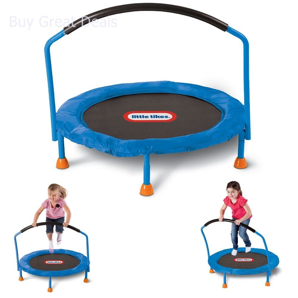 Photo of Little Tikes 3' Trampoline Gift