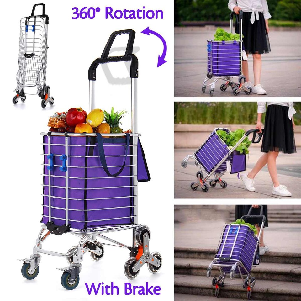 Image of Portable Stair Climbing Cart by Leadallway