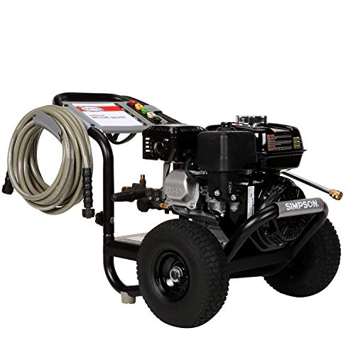 Picture of SIMPSON Cleaning PS3228 PowerShot Gas Pressure Washing Machines Powered by HONDA GX200