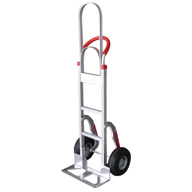 Photo of Tyke Supply Stair Climber Hand Truck with Extension Nose