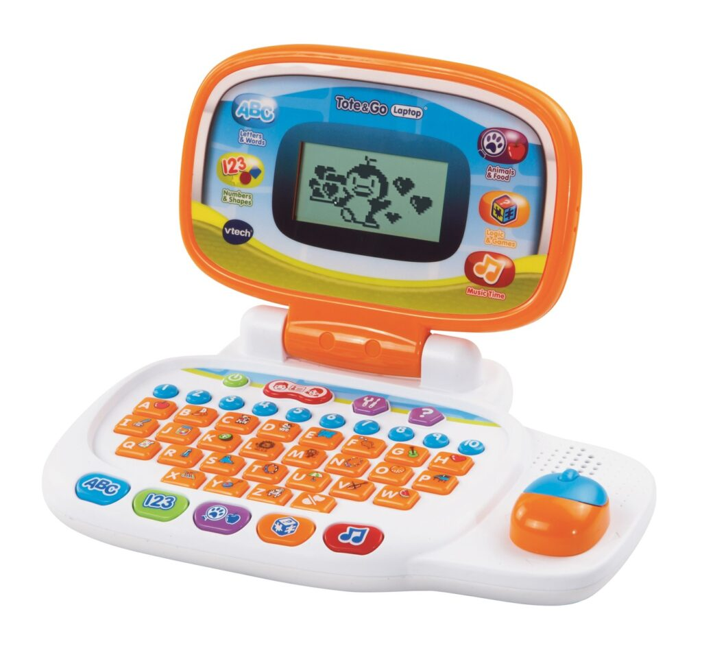 Picture of VTech Tote and Go Laptop Go