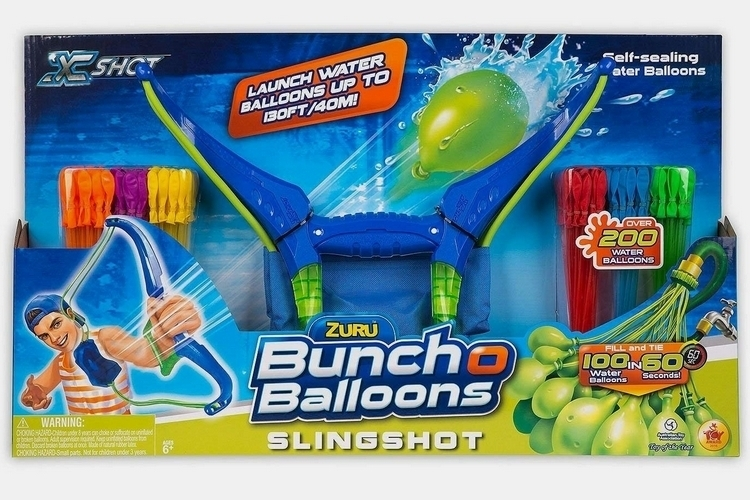 Photo of Water Balloons - ZURU Slingshot