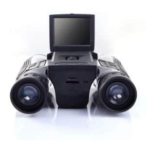 Photo of Womdee Digital Camera Binoculars, 2 LCD Display 1080P 12X Magnification