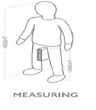 Picture of kid measuring