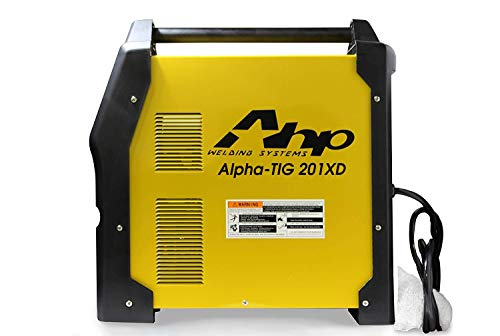 Picture of AHP AlphaTIG AC DC TIG/Stick Welder with PULSE