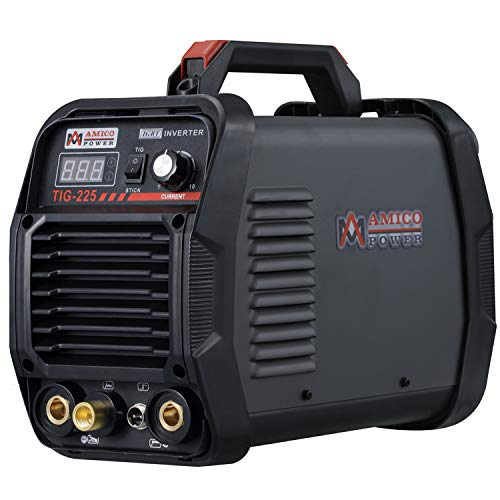 Picture of AMICO POWER TIG Torch/Stick/Arc Welder