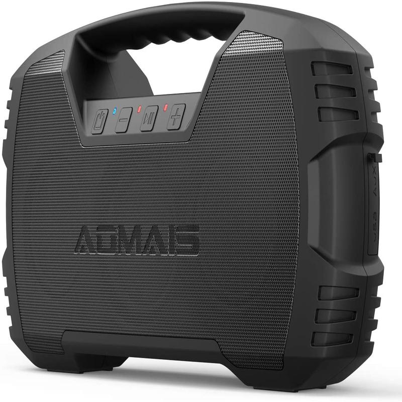 Picture of AOMAIS 40H Playtime Outdoor Portable Speaker - 40W, IPX7, Waterproof, Bluetooth